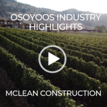 Osoyoos Industry Highlights: McLean Construction