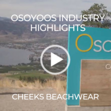 Osoyoos Industry Highlights: Cheeks Beachwear