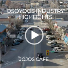 Osoyoos Industry Highlights: Jojos Cafe